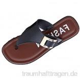 Yowablo Slipper Sandalen Frauen Casual Beach Summer Home Flache Flip Flops Schuhe