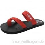 HEETEY Damen Sandalen Sommer Frauen Tangasandalen rutschfeste Flip-Flops-Sandalen Flache Strand Hausschuhe Schuhe rutschfeste Flache Hausschuhe