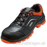 Uvex 2 Xenova Arbeitsschuhe - Sicherheitsschuhe S3 SRC ESD - Orange-Schwarz  Größe:38