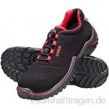 Uvex Motion Style - Sicherheitsschuhe S1 SRC ESD - Rot-Schwarz  Größe:41