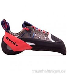 Evolv Oracle Kletterschuhe Herren Blue/Grey/red Schuhgröße UK 7 5 | EU 41 5 2021 Boulderschuhe