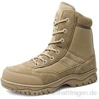 QIKAI Desert-Kampfstiefel Große Taktische Schuhe Hohe Atmungsaktive Taktische Stiefeletten Für EIN Paar Retro Delta Stiefel