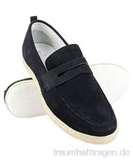 Zerimar Espadrilles Herren   Halbschuhe Herren Leder   Espadrilles Leder   Espadrilles Leder Loafers   Mokassins Leder Herren   Casual Schuhe Leder